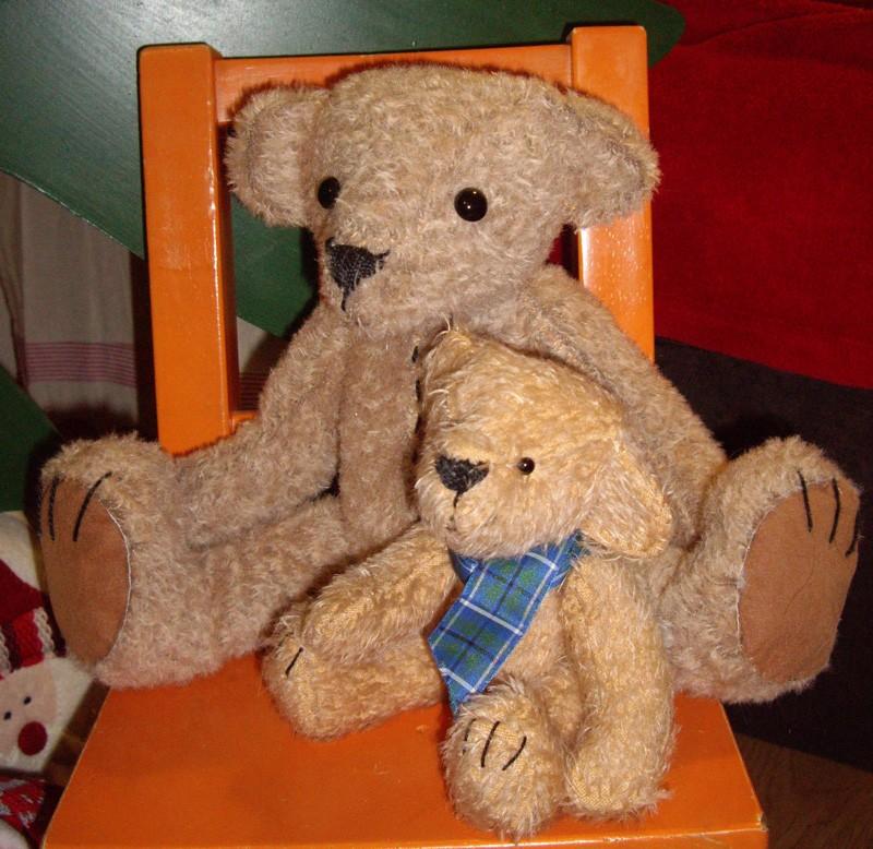 Oscar et petit Jean réalisés par Blandine
