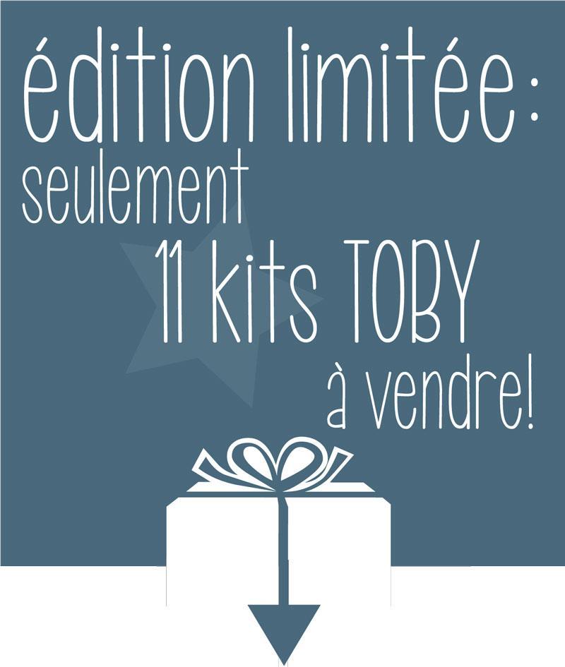 11 kits toby 2
