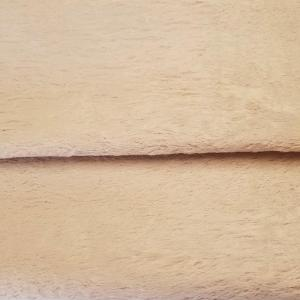 Viscose de coton beige +/- 6mm