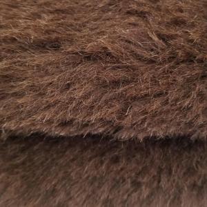 Alpaga marron foncé +/- 22mm