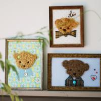 Cadre petit ours