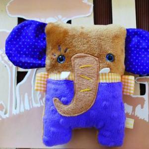 Kit Doudou Éléphant