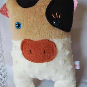 Kit Doudou Vache