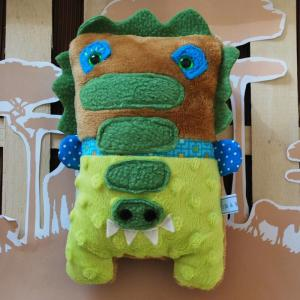 Kit Doudou Crocodile