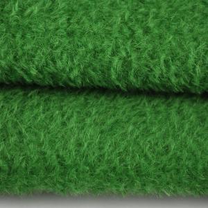 Mohair vert fougère