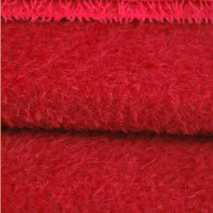 Mohair rouge
