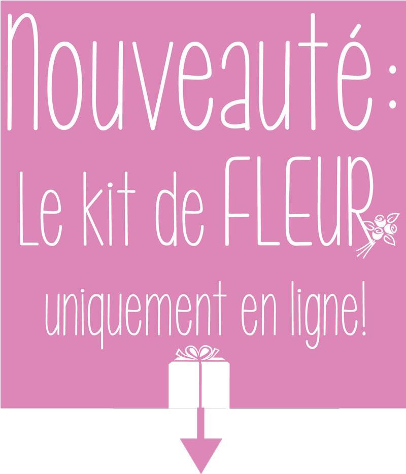 Kit fleur 3