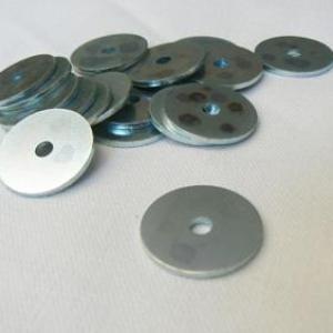Rondelles métalliques