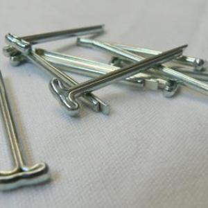 Goupilles métalliques 2,5 X 28