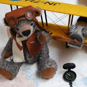 Kit Terry l'aviateur