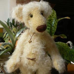 L'ours Vanille a été adoptée
